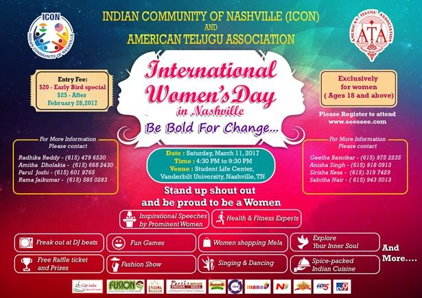International Women's Day Tennasee