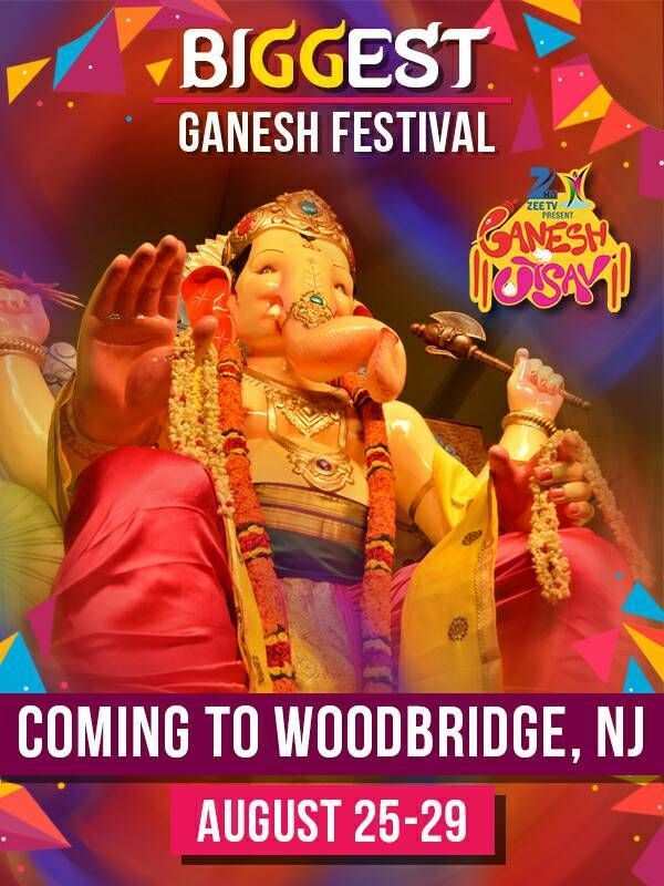 Biggest Ganesh Festival
